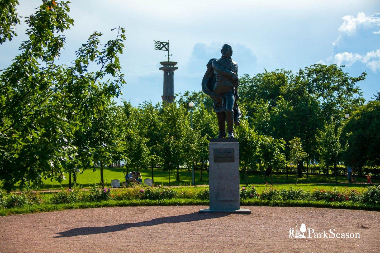 ПамятникФрансискоде Миранда — ParkSeason