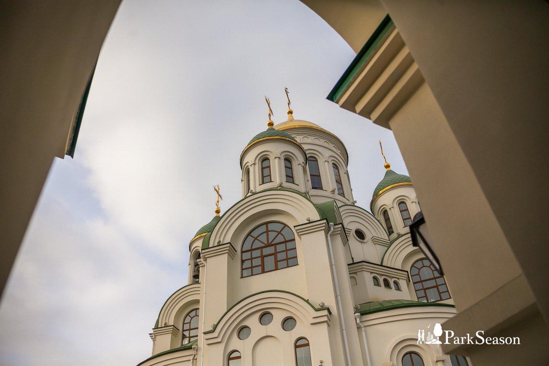 Храм преподобного Сергия Радонежского в Солнцево — ParkSeason