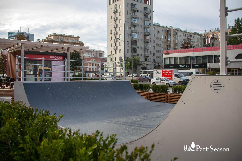 Прокат скейтпарка — ParkSeason
