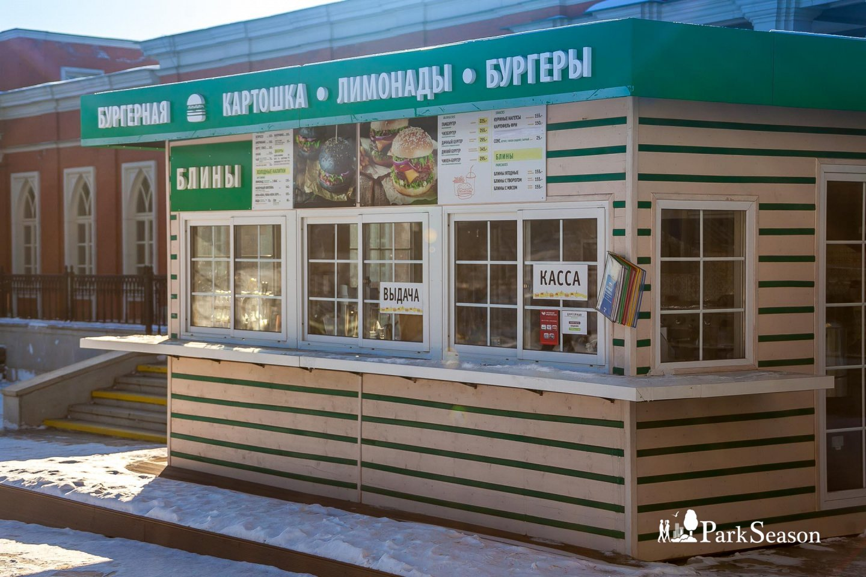 Бургерная (лето) — ParkSeason