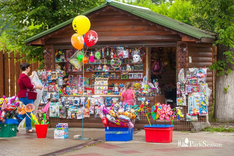 Киоск с игрушками — ParkSeason