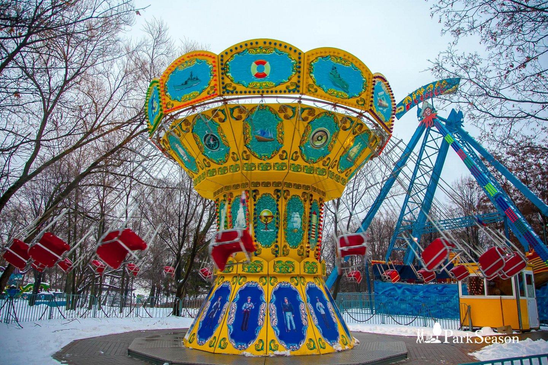 Детские аттракционы, Парк «Северное Тушино», Москва — ParkSeason