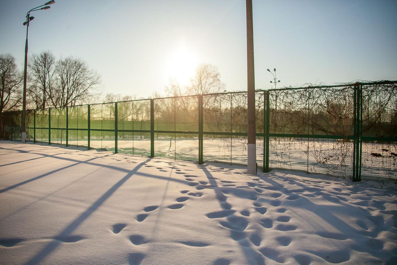 Теннисные корты, Музей-усадьба «Архангельское», Москва — ParkSeason