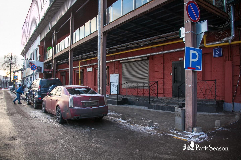 Платная парковка — ParkSeason