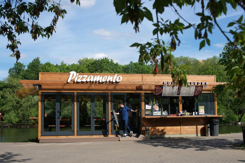 Пиццерия Pizzamento — ParkSeason