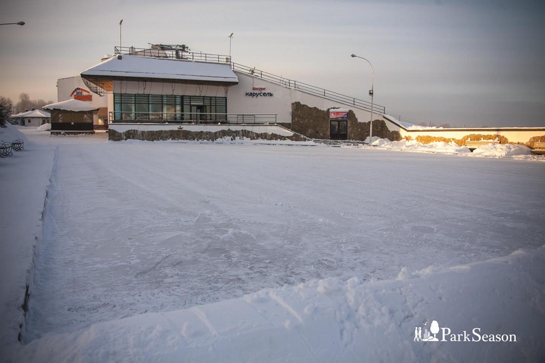 Каток в парке «Яхрома» (закрыт на лето) — ParkSeason