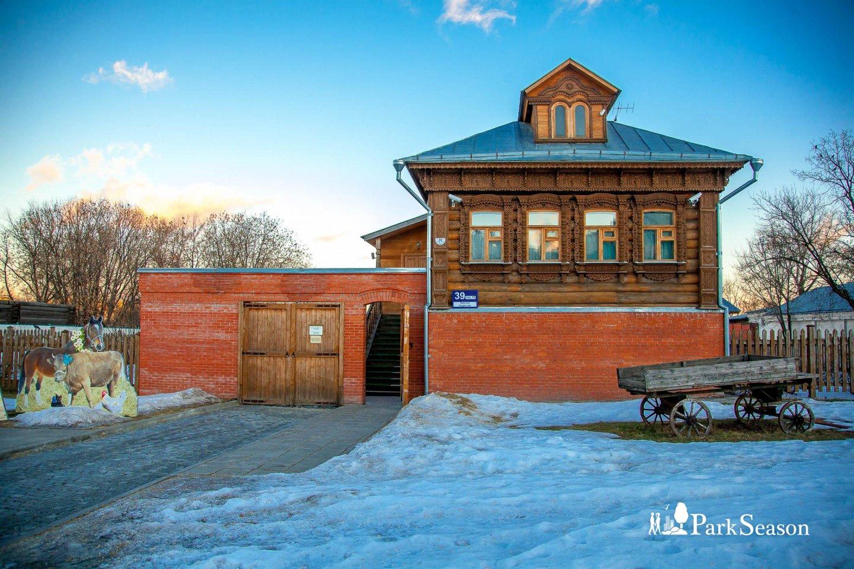 Усадьба коломенского крестьянина, Усадьба «Коломенское», Москва — ParkSeason