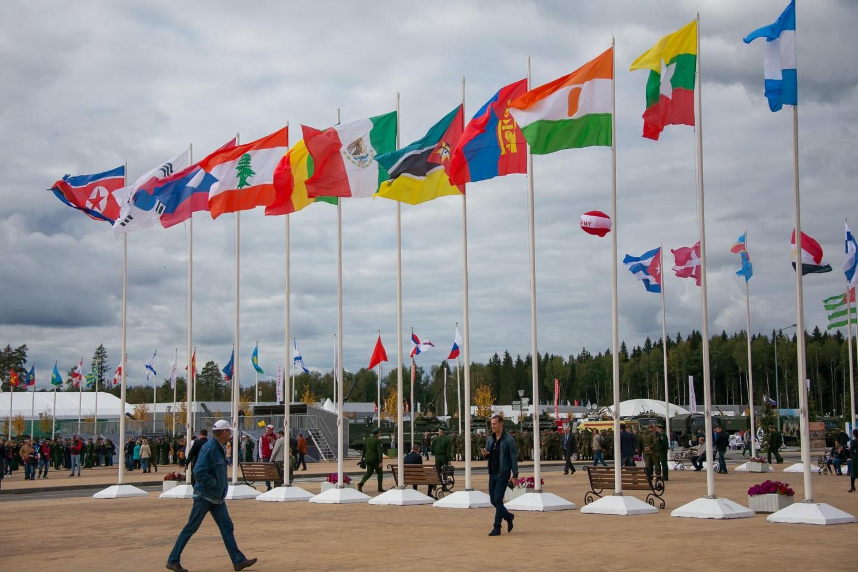 Выставочный центр «Патриот Экспо», Парк «Патриот», Москва — ParkSeason