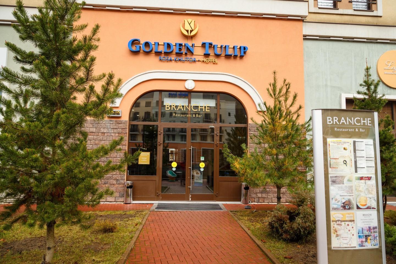 Отель Golden Tulip Rosa Khutor 4* — ParkSeason