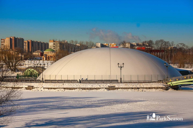 Фонтан, Музей-заповедник «Царицыно», Москва — ParkSeason