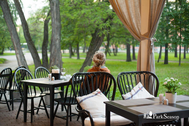 Ресторан «Верещагин» (закрыт) — ParkSeason