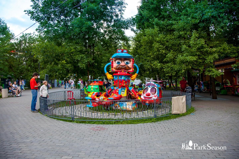 Аттракционы (временно закрыт), Лианозовский парк, Москва — ParkSeason