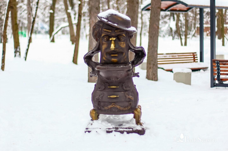 Памятник Мойдодыру, Парк «Сокольники», Москва — ParkSeason