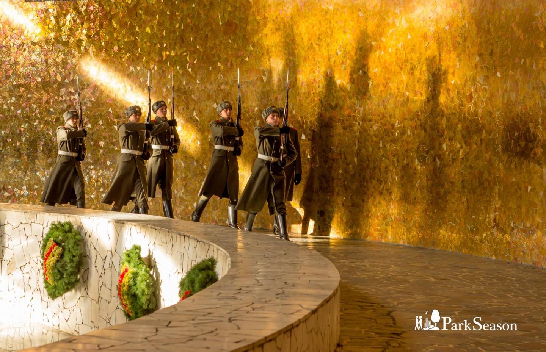 Зал Воинской славы — ParkSeason
