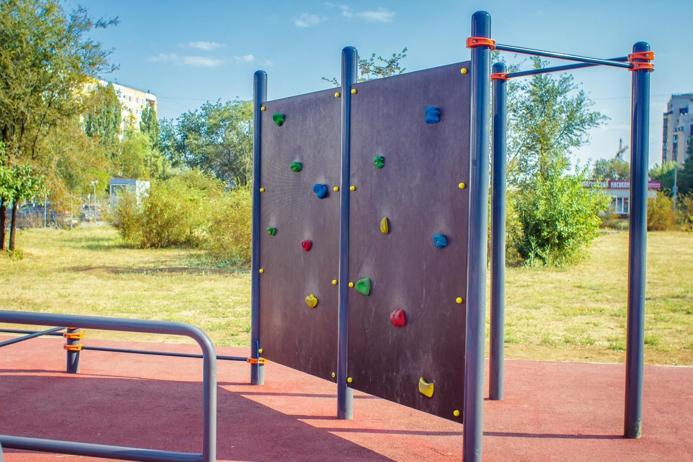 Детский скалодром — ParkSeason