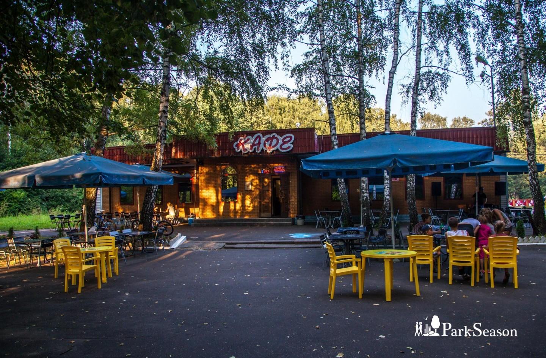 Кафе «Лесной уют», Парк «Измайловский», Москва — ParkSeason