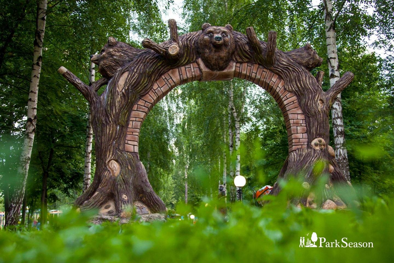 Аллея сказок, Лианозовский парк, Москва — ParkSeason