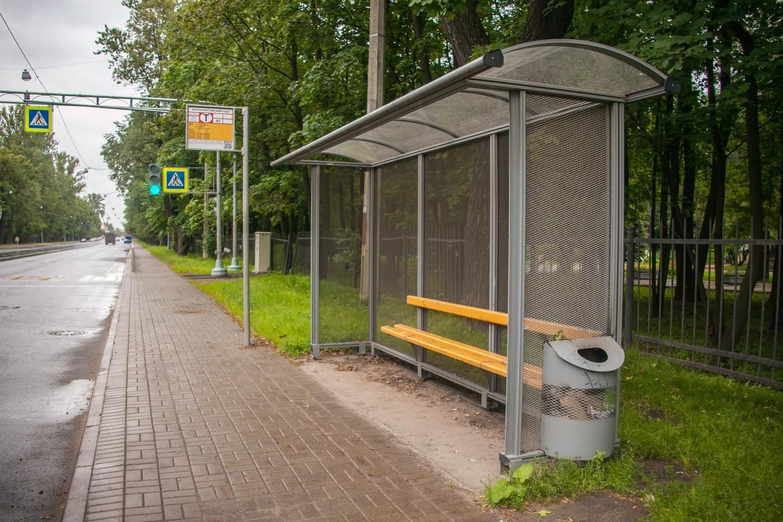 Остановка общественного транспорта «Екатерингофский парк» — ParkSeason