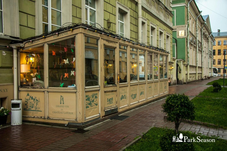 Ресторан Legran — ParkSeason