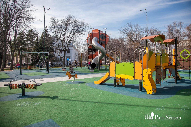 Детская площадка, ВДНХ, Москва — ParkSeason