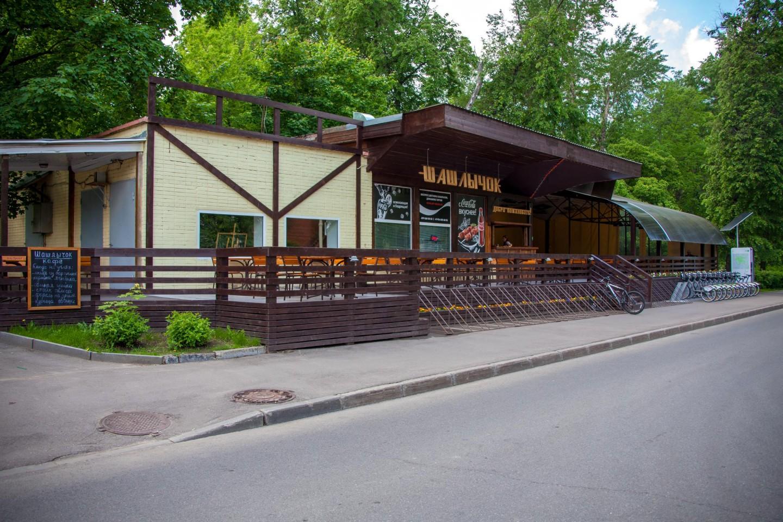 Кафе-шашлычная «Шашлычок» — ParkSeason