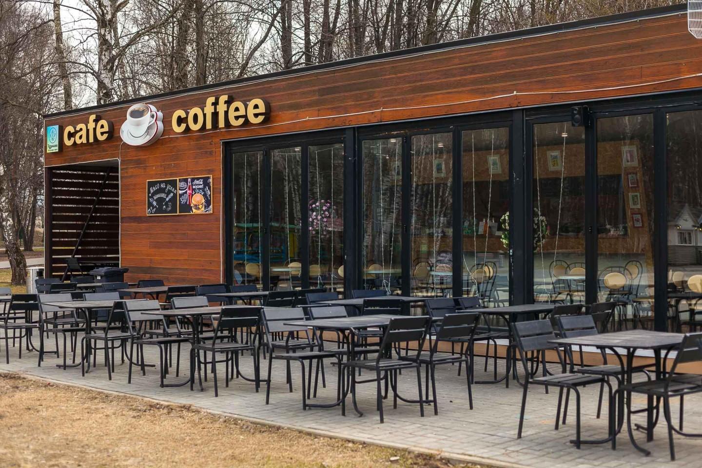 Café Coffee, Парк «Кузьминки», Москва — ParkSeason