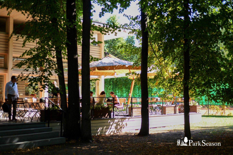 Кафе «Хлеб Насущный», Нескучный сад, Москва — ParkSeason