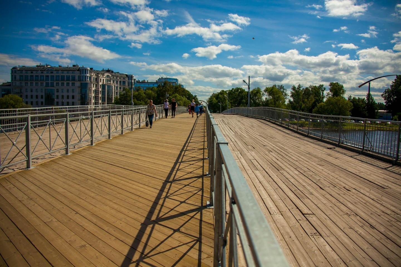 Елагинский мост № 2 — ParkSeason