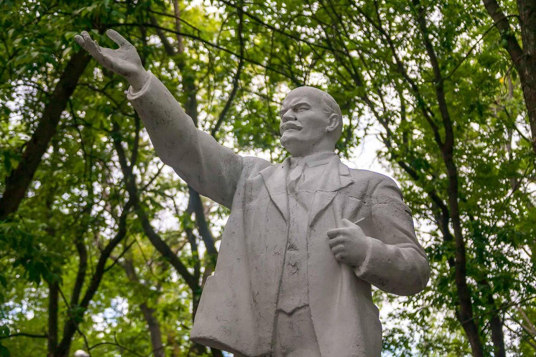 Памятник В.И. Ленинину — ParkSeason