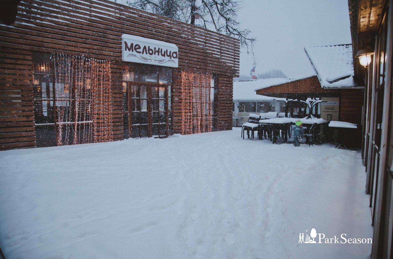Кафе «Мельница», Парк «Сокольники», Москва — ParkSeason