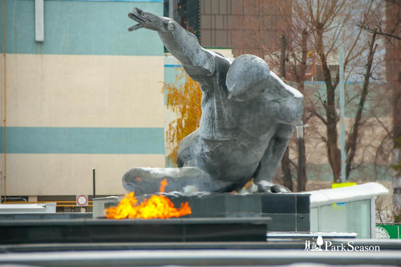 Памятник неизвестному солдату — ParkSeason