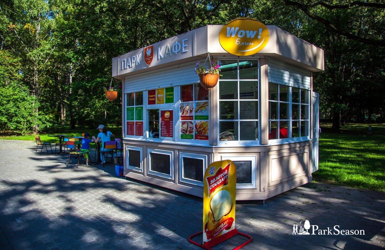 Кафе «WOW Блин», Парк «Измайловский», Москва — ParkSeason