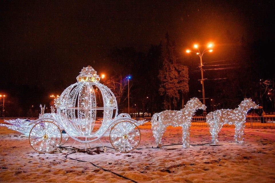 Фонтанная площадь, Парк «Сокольники», Москва — ParkSeason