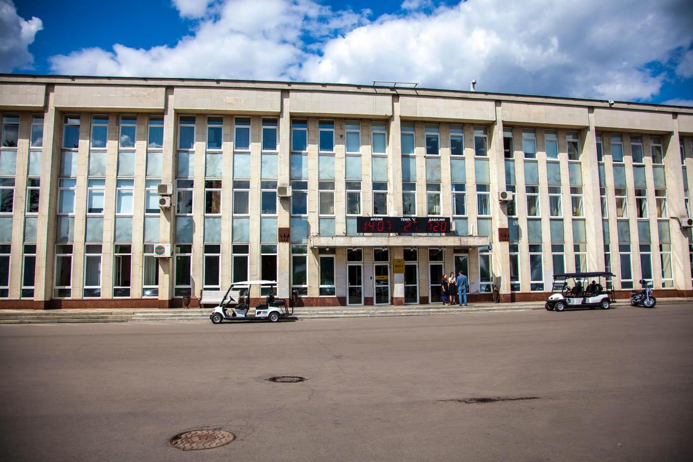 Дирекция, ВДНХ, Москва — ParkSeason