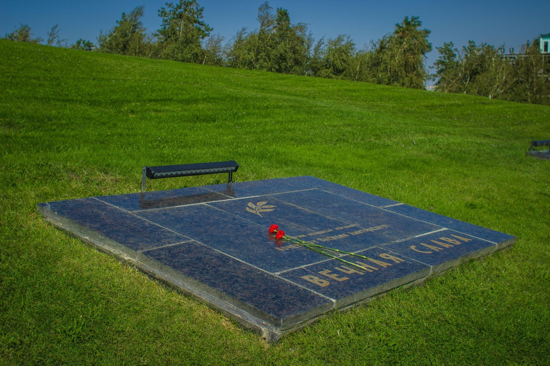 Мемориальные плиты — ParkSeason