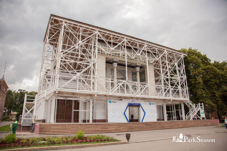 Павильон № 14: «Азербайджан», ВДНХ, Москва — ParkSeason