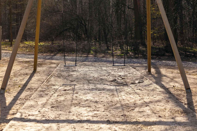 Детская площадка, Парк «Кузьминки», Москва — ParkSeason