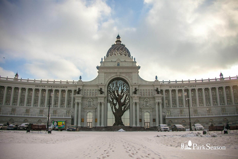 Дворец земледельцев — ParkSeason