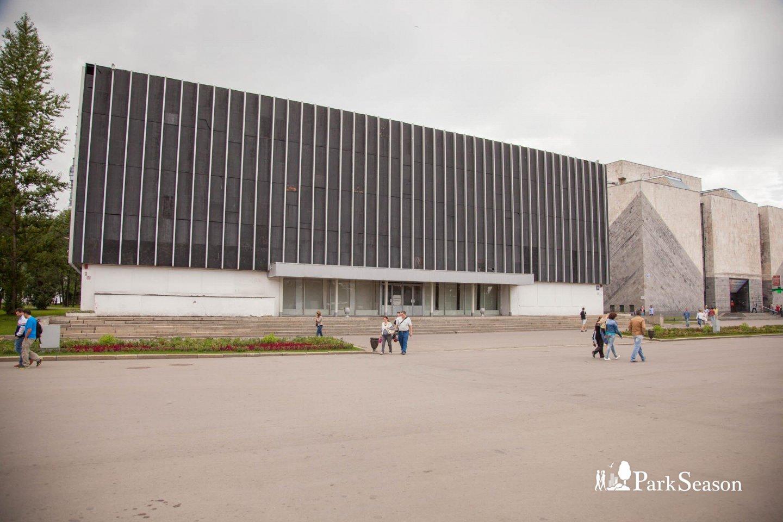 Павильон № 11: «Казахстан», ВДНХ, Москва — ParkSeason
