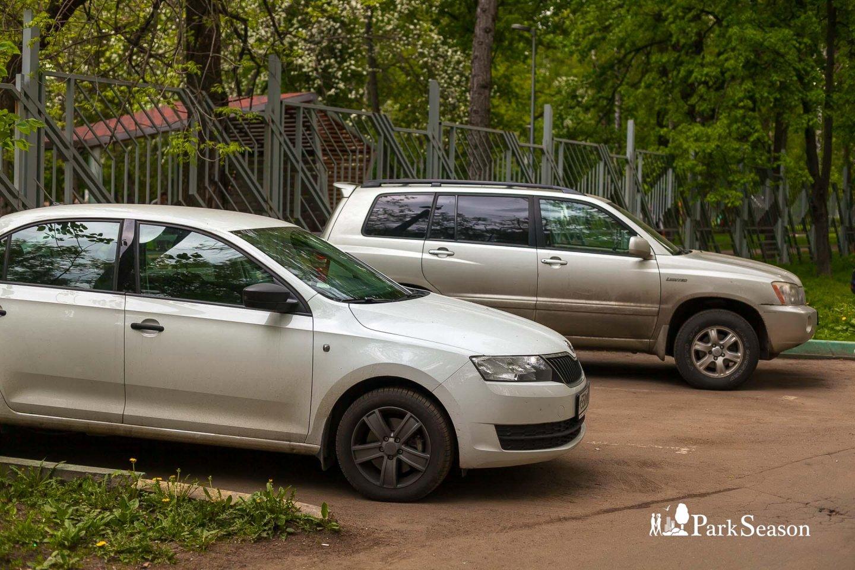 Парковка, Парк «Перовский», Москва — ParkSeason