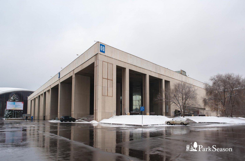 Павильон № 69: «Специализированный выставочный комплекс», ВДНХ, Москва — ParkSeason