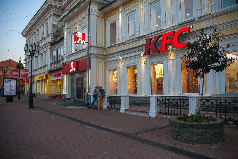 Ресторан быстрого питания «KFC» — ParkSeason