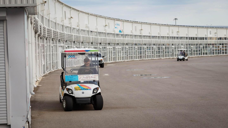 Торгово-выстовочный комплекс — ParkSeason