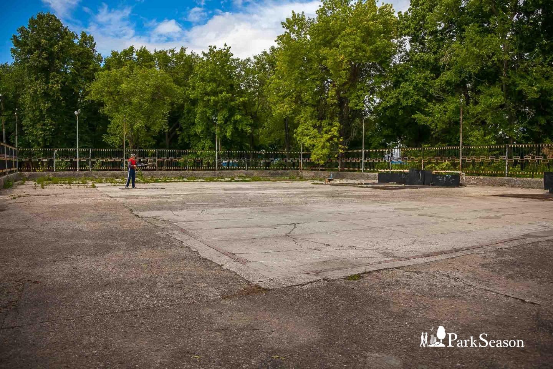 Площадка для игры в городки — ParkSeason