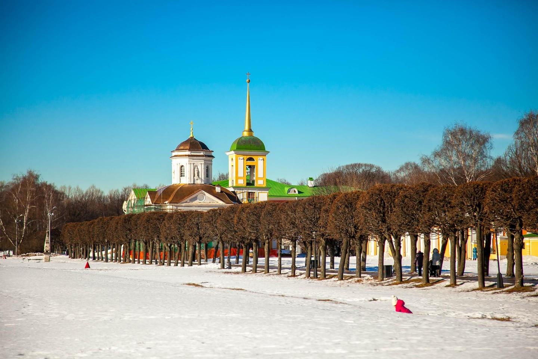 Колокольня, Усадьба Кусково, Москва — ParkSeason