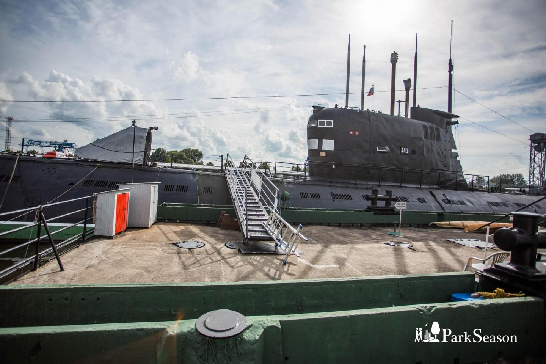 Подводная лодка «Б-413» — ParkSeason