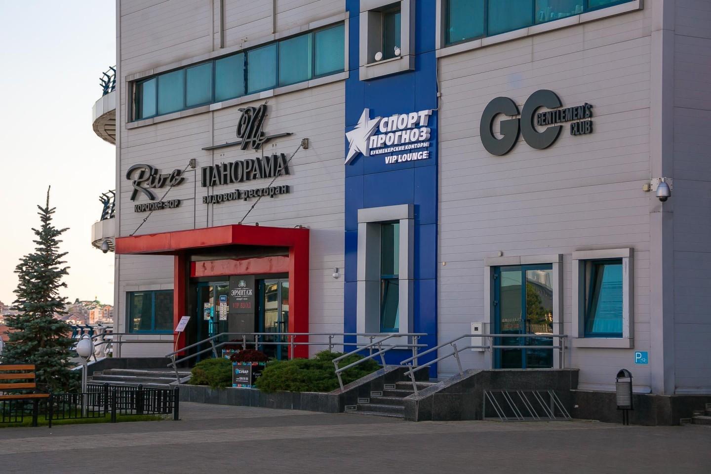 Видовой ресторан «Панорама» — ParkSeason