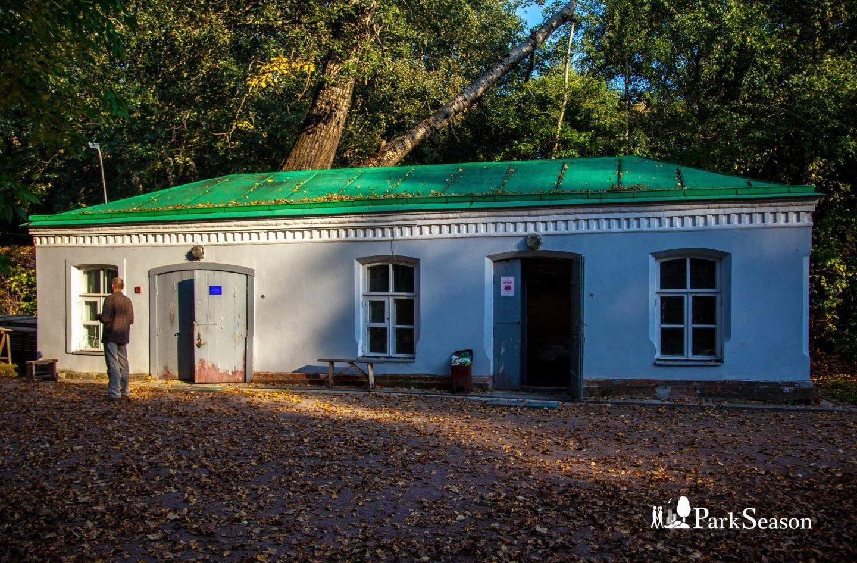 Керамическая мастерская , Усадьба Кусково, Москва — ParkSeason