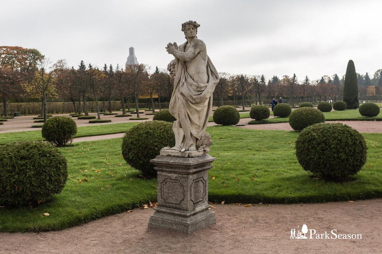 Статуя Вертумна — ParkSeason