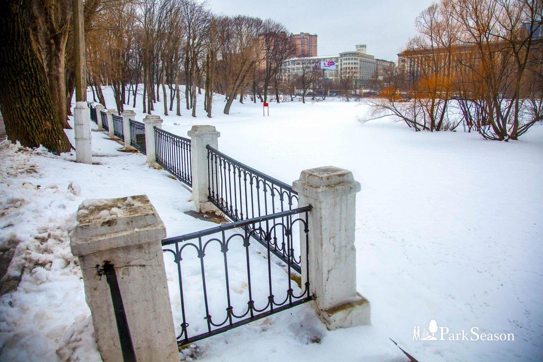 Плотина Венеры, Усадьба «Лефортово», Москва — ParkSeason